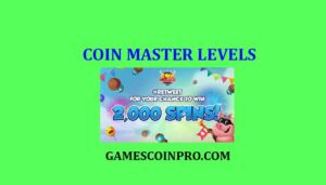 Coin Master Levels to stay on