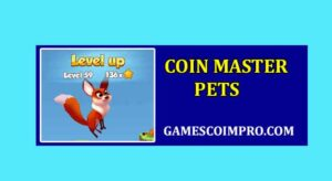 coin master pets