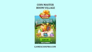 Boom Villages in Coin master