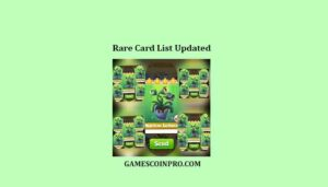 Rarest Cards in Coin Master