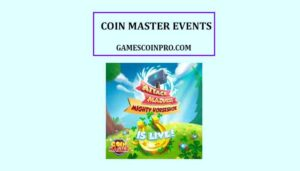 Coin master Events