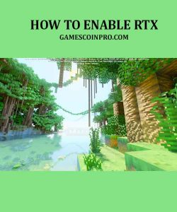 How to enable RTX in Minecraft